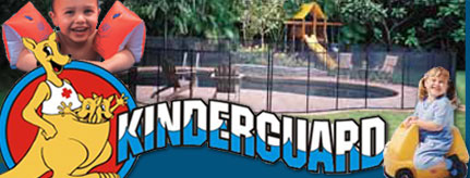 KinderGuard pool Fences, Child Pool Fences